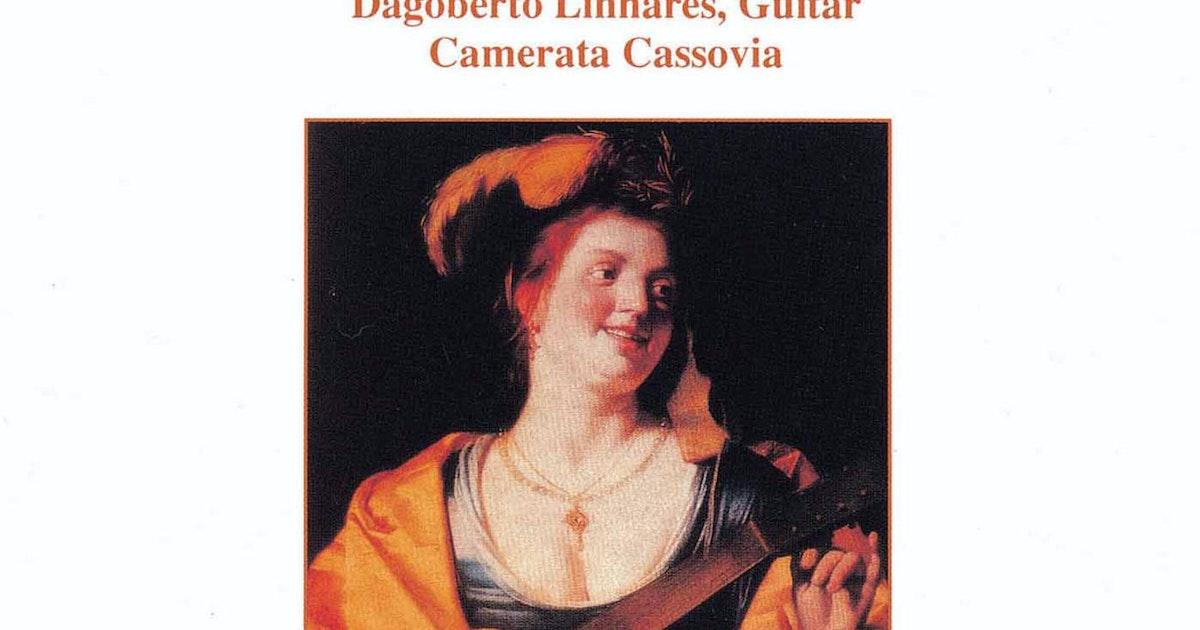 Vivaldi / Giuliani / Torroba: Guitar Concertos 0730099548328