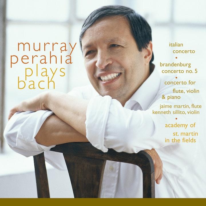 Murray Perahia Plays Bach: Italian Concerto, BWV 971