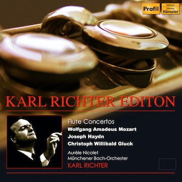 Concerto for Flute (Oboe) and Orchestra in D major KV 314