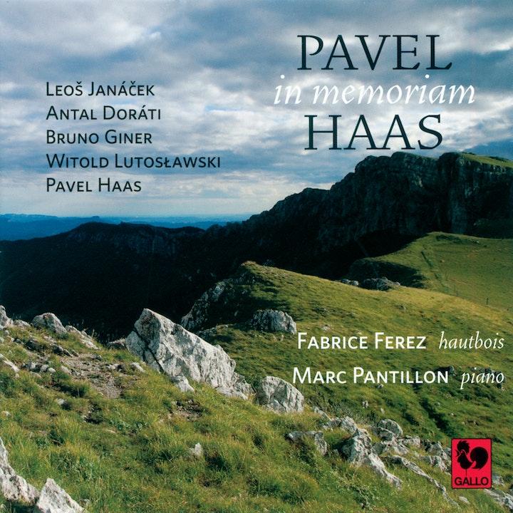 Janacek: Violin Sonata, JW VII/7 - Haas: Suite for Oboe and