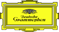 Logo of the music label Deutsche Grammophon