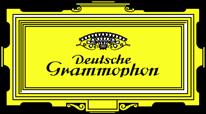 Logo of the music label Deutsche Grammophon